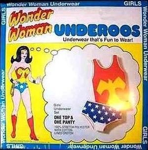 Underoos - Wonder Woman Underoos