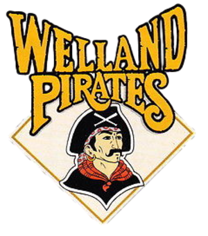 Erie SeaWolves - Image: Welland Pirates