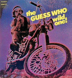 Wild One (The Guess Who album) - Image: Wild One (The Guess Who album)