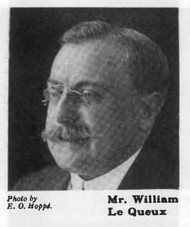 William Le Queux British writer
