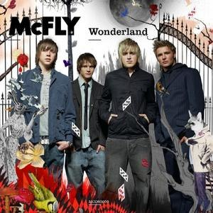 Wonderland (McFly album) - Image: Wonderland Album Cover