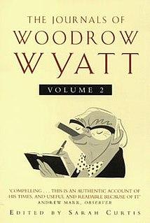 Woodrow Wyatt British politician