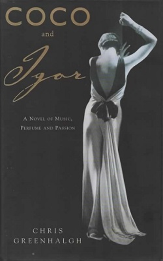 Coco and Igor - Cover of paperback edition