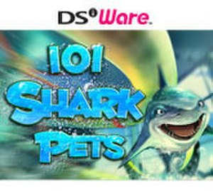 101 Shark Pets - Image: 101Shark Pets Cover Art