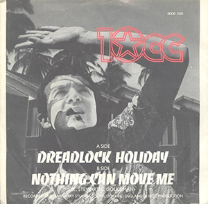 Dreadlock Holiday - Image: 10cc Dreadlock Holiday single cover