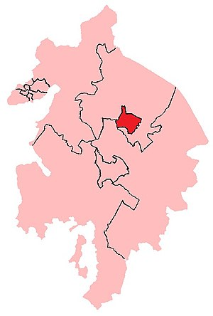 Coventry (UK Parliament constituency)