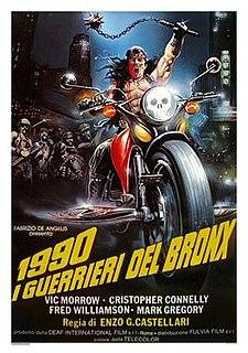 <i>1990: The Bronx Warriors</i> 1982 film by Enzo G. Castellari