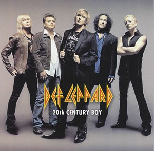 20th Century Boy - Image: 20th Century Boy Def Leppard