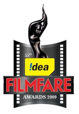 55th Filmfare Awards - Image: 55th Filmfare Awards Logo