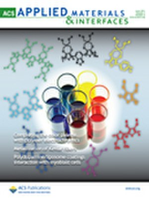 ACS Applied Materials & Interfaces - Image: ACS Appl Mater Iner Cover