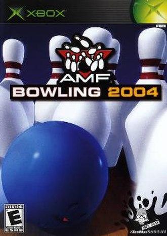 AMF Bowling 2004 - Image: AMF Bowling 2004