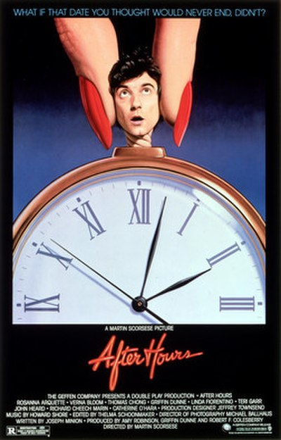 Picture of a movie: After Hours
