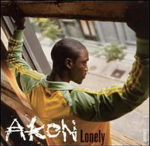 Lonely (Akon song) - Image: Akon CD Mr Lonely