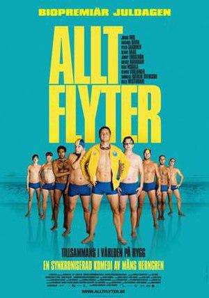 Allt flyter - Swedish cover