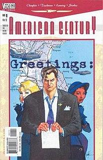 <i>American Century</i> (comics)