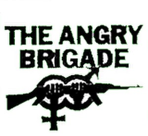 The Angry Brigade - Image: Angrybrigade logo