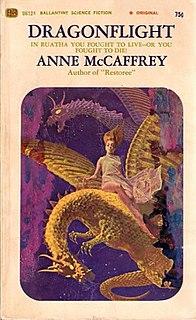 <i>Dragonflight</i> Novel by Anne McCaffrey
