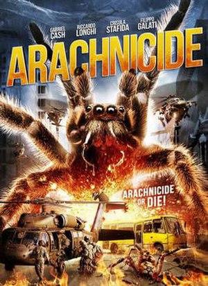Arachnicide - Promotional poster