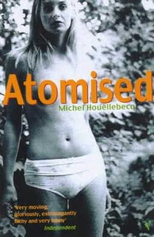Atomised - The cover of the UK edition of Atomised