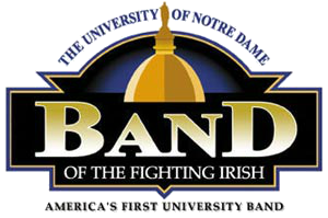 Band of the Fighting Irish - Image: Band of the Fighting Irish logo