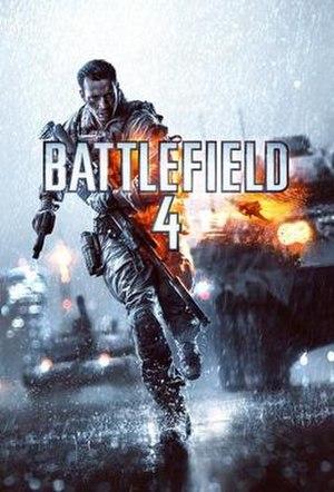 Battlefield 4 - Image: Battlefield 4 cover art