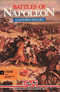 <i>Battles of Napoleon</i> 1988 video game