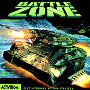 Battlezone (1998 video game) - Image: Battlezone Coverart