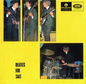 Beatles for Sale - Image: Beatles For Sale Australia