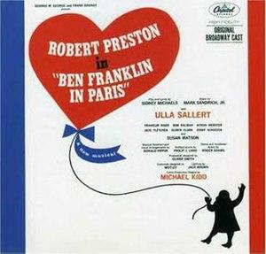 Ben Franklin in Paris - Original Cast Recording