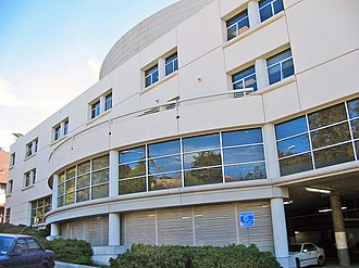UC Berkeley School of Law - Boalt Hall's law library was expanded in 1996 with the North Addition, pictured above.