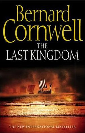 The Last Kingdom - First edition cover