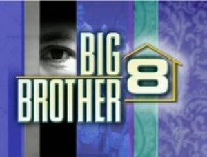 Big Brother 8 (U.S.) - Image: Big Brother 8Logo