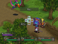 breath of fire 3 psp rom
