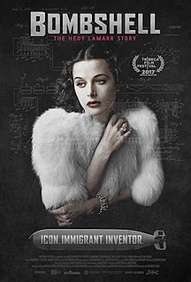 <i>Bombshell: The Hedy Lamarr Story</i> documentary film by Alexandra Dean