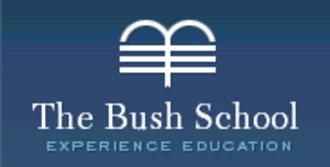 Bush School (Washington) - Image: Bushlogo