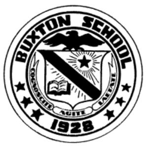 Buxton School (Massachusetts) - Image: Buxtonlogo