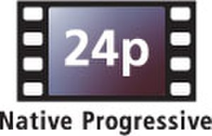 AVCHD - Native Progressive logo (Canon)