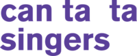 Cantata Singers logo.png