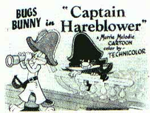 Captain hareblower wikipedia - Bugs bunny pirate ...