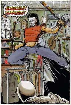 Casey Jones (Teenage Mutant Ninja Turtles) - Wikipedia, the free
