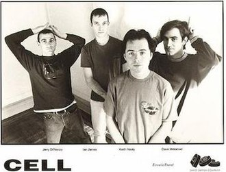 Cell (American band) - Cell, 1994.
