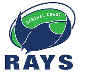 Sydney Rays - Image: Central Coast Rays Logo