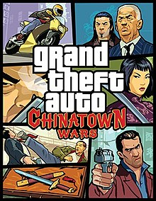 Grand Theft Auto: Chinatown Wars - Wikipedia