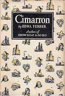 <i>Cimarron</i> (novel) novel by Edna Ferber