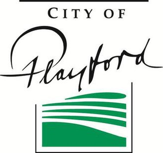 City of Playford - Image: City of Playford Logo
