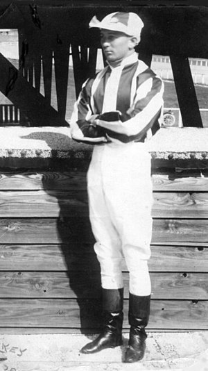 Clarence J. A. Turner - Clarence Turner, c. 1912