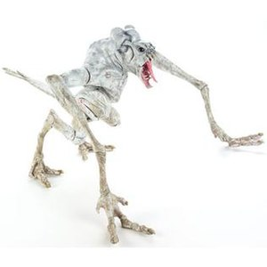 Clover (creature) - Cloverfield limited edition toy figure by Hasbro.