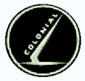 Colonial Airlines - Image: Colonial Airlines logo