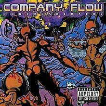Company Flow Funcrusher Plus album cover