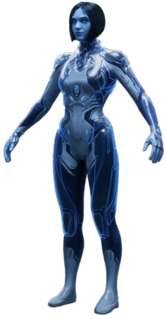 Cortana (<i>Halo</i>)